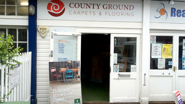 county ground carpets brighton