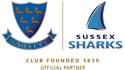 SCCC sharks official partner